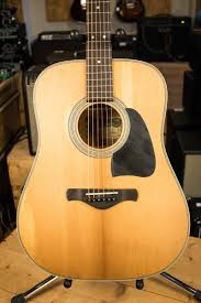 Ibanez Artwood AVD11 ANS Thermo Aged Acoustic Guitar