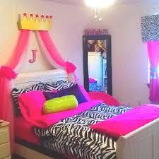 Pink Zebra Accessories For Bedroom by Zebra Print Girls Bedroom Centerfordemocracy Org
