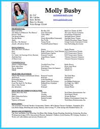 Special Skills For Resume Dance Examples