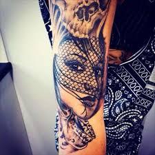 Great Girls Arm Tattoo