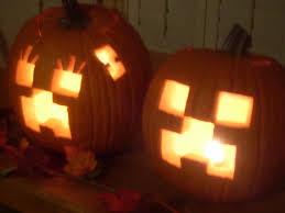 Minecraft Pumpkin Carving Patterns by Minecraft Pumpkin Images Reverse Search