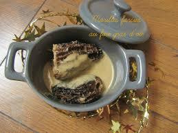 cuisiner les morilles morilles farcies au foie gras d oie le palais des saveurs