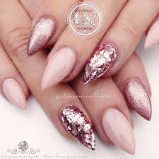 Charming and Elegant Pink Nails Designs Nails C
