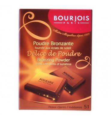 Bourjois de Paris Bronzing Powder - 52 Peau Matte