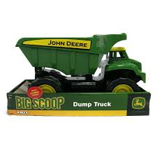 John Deere Big Scoop Dump Truck - Toy Sense