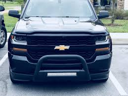 Barricade Silverado HD Bull Bar W/ Skid Plate & 20 In. LED Dual-Row ... 215 Inch St2k Curved Super Drive 8 Led Light Bar 30 150w Spotflood Combo 12840 Lumens Cree 50 Inch Cbar Led Complete Kit Baja Designs 447561 F150 Grille S8 72018 Lund 471206 Bull With Barwiring Textured Uep Xpower Itimo 60 6 In 1 Reversing Brake 4 Pin Cnection Tailgate 24 For Truck Big Machine Parts Revolution Bull Bar W 20 Offroad Light Westin Bforce
