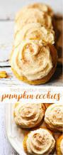 Pumpkin Whoopie Pie Recipe Pinterest by Best 25 Pumpkin Cookies Ideas On Pinterest Pumpkin Cookie