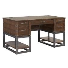 canfield executive desk by aspen home furniture texas furniture hut