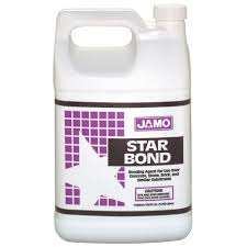 Acrylpro Ceramic Tile Adhesive Cleanup by Custom Building Products Jamo Star Bond 4 Qt Bonding Agent