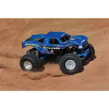 Traxxas Bigfoot Brushed 1:10 RC Model Car Electric Monster Truck RWD ...