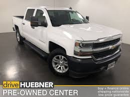 Featured Used Cars And Used Trucks At Huebner's In Carrollton OH Used Oowner 2016 Chevrolet Silverado 1500 Work Truck Near Seaford 2014 Chevy Rwd For Sale In Ada 2015 53l V8 4x4 Crew 2013 Chevrolet Silverado Extended C At Sullivan Best Gas Mileage Trucks Elegant Pre Owned 2007 Work Truck Blackout Edition In 2500hd 4wd Cab 1537 For Country New And Used Cars Trucks Sale Terrace Bc Maccarthy Gm Oil Field Ford F150 Automatic 1 Owner Ultimate
