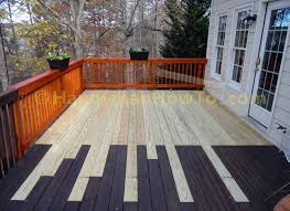 Wood Decking Boards by How To Replace Wood Deck Boards