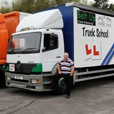 Truck School - Driving School - Radstock, Bath And North East ...