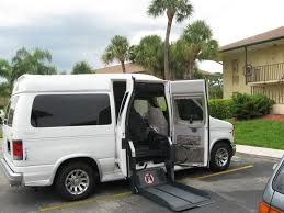 Wheelchair Van Handicapped Accessible Vans Lifts Conversion