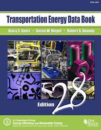 Transportation Energy Data Book: Edition 28
