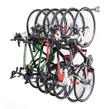 Ceiling Bike Rack Diy by Bike Racks The Home Depot