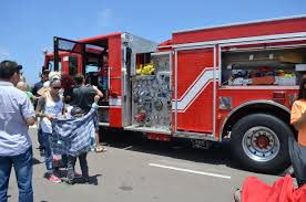 Emergency Vehicles | Touch A Truck San Diego