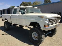 Tear Up The Trails With This 1970 Ford F-250 Crew Cab! - Ford-Trucks.com 1972 Ford F100 Ranger Xlt 390 C6 Classic Wkhorses Pinterest For Sale Classiccarscom Cc920645 F250 Sale Near Cadillac Michigan 49601 Classics On Bronco Custom Built 44 Pickup Truck Real Muscle Beautiful For Forum Truckdomeus Camper Special Stock 6448 Sarasota Autotrader Cc1047149 Information And Photos Momentcar Vintage Pickups Searcy Ar