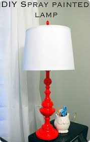 Spray Paint Glass Lamp Shade 25 Unique Lamps Ideas On Pinterest Painting 17