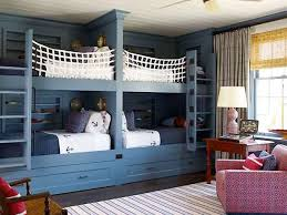 Full Size Of Interiorinspiring Bunk Bed Rooms Ideas 2 Charming Decorating 4 Large