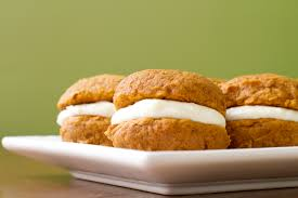 Pumpkin Whoopie Pies Gluten Free by Pumpkin Whoopie Pies Poet In The Pantry