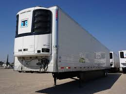 100 Used Utility Trucks For Sale In California 2016 UTILITY REEFER REEFER TRAILER FOR SALE 10822