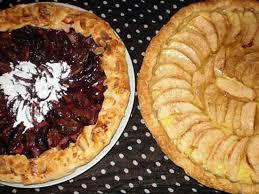 dessert aux quetsches recette recette de tarte aux pommes et tarte aux quetsches