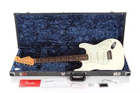 2013 Fender Artists Series John Mayer Stratocaster Olympic White SUPER CLEAN
