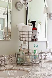Bathroom Countertop Organizer | Creative Bathroom Decoration Astounding Narrow Bathroom Cabinet Ideas Medicine Photos For Tiny Bath Cabinets Above Toilet Storage 42 Best Diy And Organizing For 2019 Small Organizers Home Beyond Bat Good Baskets Shelf Holder Haing Units Surprising Mounted Mount Awesome Organizing Archauteonluscom Organization How To Organize Under The Youtube Pots Lazy Base Corner And Out Target Office Menards At With Vicki Master Restoring Order Diy Interior Fniture 15 Ways Know What You Have