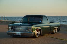 This 1984 Chevy C10 Is A Piece Of Cake