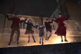 Crítica El Regreso De Mary Poppins