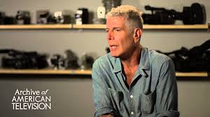 Anthony Bourdain on