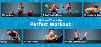 5 Day Compound Exercise Only Workout Jefit Best Android And
