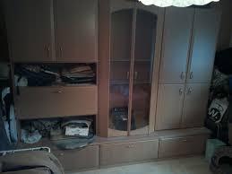 wohnzimmer schrankwand günstig abzugeben