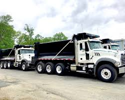 100 Dump Truck Drivers Comer Construction Adds Four New S To Fleet Comer