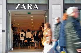 zara siege social en espagne pays de zara l industrie textile reprend des couleurs