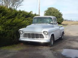 CC Capsule: 1956 GMC Pickup – Don't Judge A Pickup By Its Grille