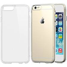 Amazon iPhone 6s Case Clear LUVVITT [ClearView] Hybrid