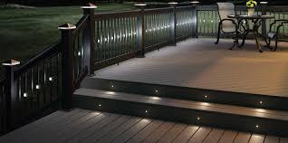 lighting suitable wonderful recessed deck lighting home depot