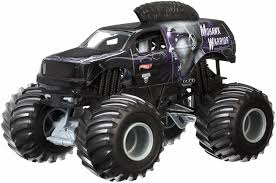 Amazon.com: Hot Wheels Monster Jam Mohawk Warrior Die-Cast Vehicle ...