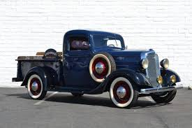 1936 Chevrolet Master 1/2 Pickup | Restored 1936 Chevy P/U ...