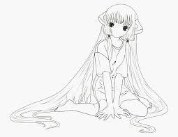 Coloriage De Manga Of Des Fille A Colorier Mangas Digitaltrendinfo