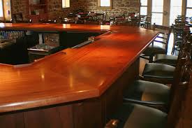 Bar Countertops For Enticing Appearance Custom Commercial Wood Top ... Commercial Bar Tops Designs Tag Commercial Bar Tops Custom Solid Hardwood Table Ding And Restaurant Ding Room Awesome Top Kitchen Tables Magnificent 122 Bathroom Epoxyliquid Glass Finish Cool Ideas Basement Window Dryer Vent Flush Mount Barn Millwork Martinez Inc Belly Left Coast Taproom Santa Rosa Ca Heritage French Bistro Counter Stools Tags Parisian Heavy Duty Concrete Brooks Countertops Custom Wood Wood Countertop Butcherblock