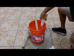 Tile Guard Grout Sealer Home Depot by How To Mix Glazeguard Sealer For Ceramic And Porcelain Tile Youtube