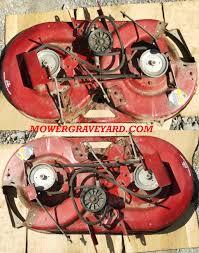 Murray Mower Deck Belt by Mower Decks Lawn Mower Grave Yard Equipment Used Tractor Parts