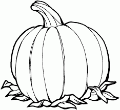 Halloween Coloring Pages Pumpkin Free Printable For Kids Gallery Ideas
