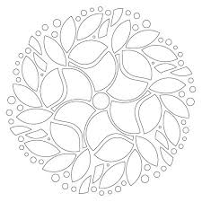 Printable Mandala Coloring Pages Complex Kaleidoscopic Sheets For Older Kids Adults And Artists Part Of A Collection Free Adult
