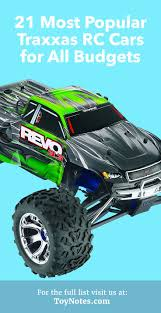100 Traxxas Nitro Rc Trucks 21 Most Popular RC Cars For All Budgets Toy Notes