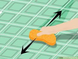 Regrout Old Tile Floor by How To Regrout Tile 13 Steps With Pictures Wikihow