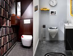 decoration toilette sur idee deco interieur wc design